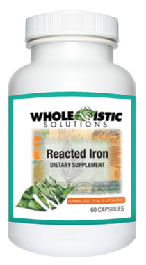 reacted-iron
